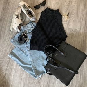 Kendal and Kylie sweater tank